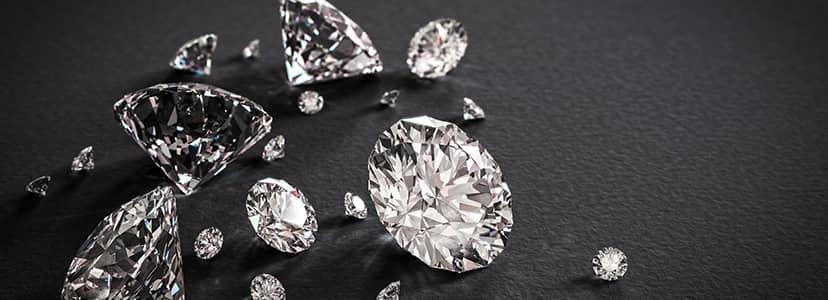ダイヤモンドについて知る