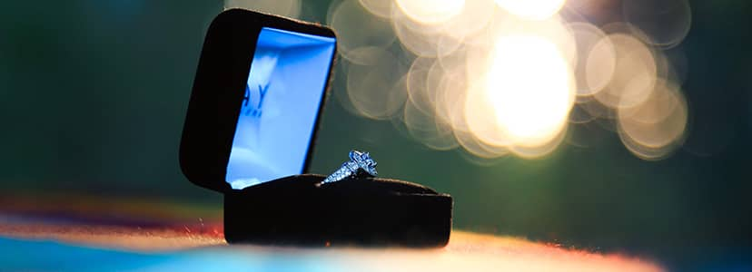あの人に最適な婚約指輪を