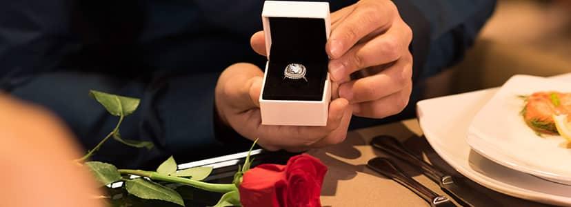 最高のプロポーズを考える
