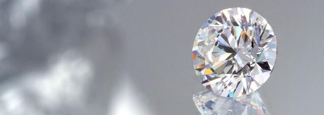 ダイヤモンドや素材の品質を示す