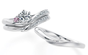 銀座リム 人気の指輪