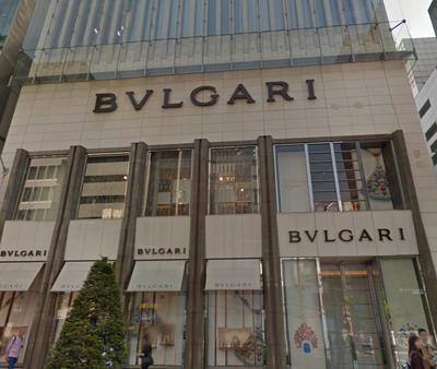 ブルガリ銀座本店