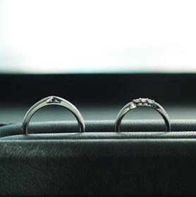 エクセルコの結婚指輪