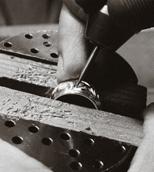 ハワイアンジュエリー 手彫り