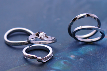 ichiの結婚指輪