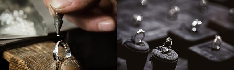 ラザールダイヤモンドのサービス