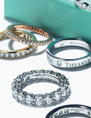 ティファニーの結婚指輪・婚約指輪