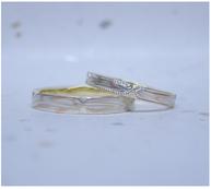 木目金によって作られた指輪(口コミ・評判②)