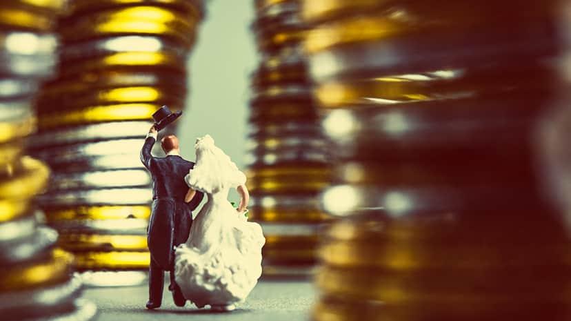 結婚とお金の話