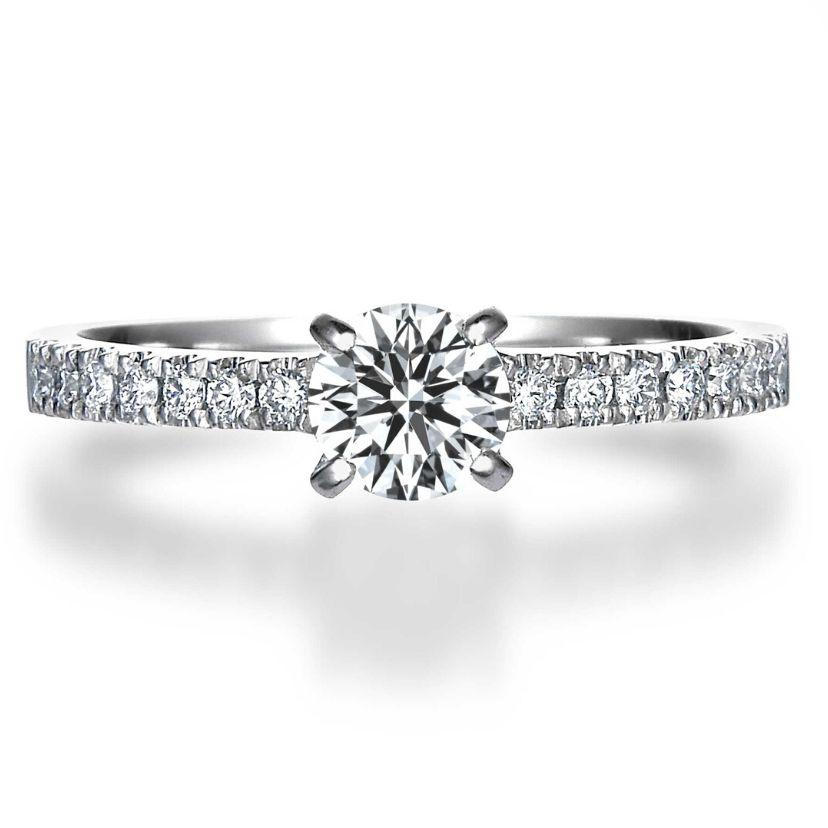 ダイヤモンドリング(エンゲージリング)