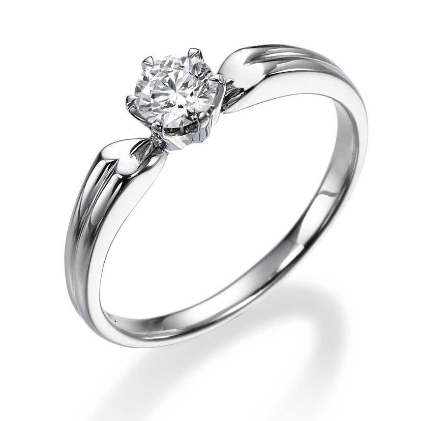 リトルハートダイヤモンドリング