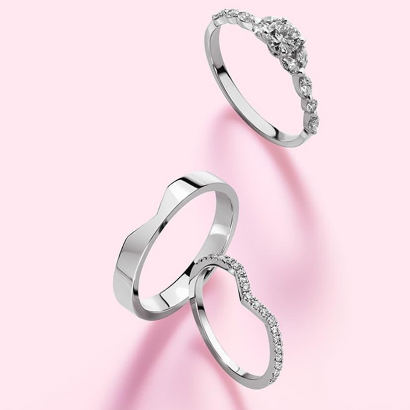AHKAHの結婚指輪
