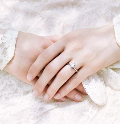 安心の結婚指輪・婚約指輪