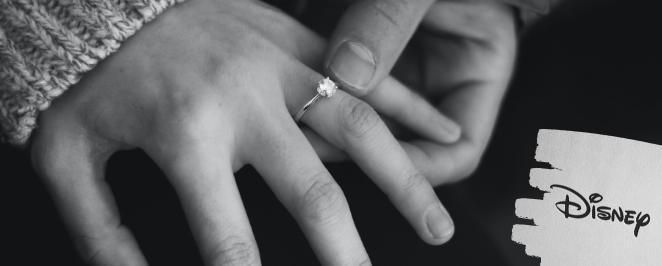 デイズニー結婚指輪 4℃