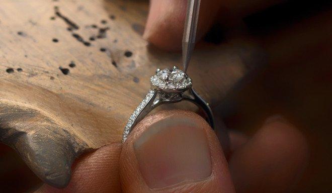 ラザールダイヤモンドの原石