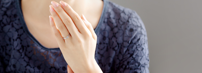ブリリアンスプラス 婚約指輪