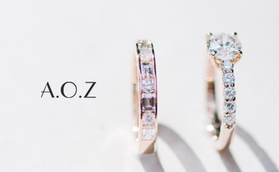 A.O.Zの結婚指輪